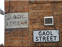 SK8508 : Gaol Street duplication by Michael Trolove