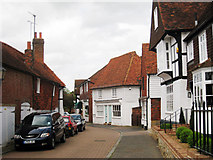 TQ6349 : 1 Church Street, Hadlow, Kent by Oast House Archive
