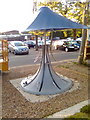 TL2862 : Cycle Park, Papworth Hospital by Adrian Cable