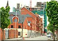 J3475 : Pilot Street apartments, Belfast by Albert Bridge