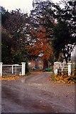 SU6756 : Loddon School, Widmoor Lane, Sherfield-on-Loddon. by Roger A Smith
