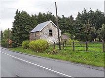 H1411 : Barn at Cleenaghoo by Oliver Dixon