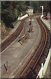 SH6441 : Tan y Bwlch Station by Stephen McKay