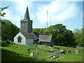 SM9202 : St. Mary's church, Pwllcrochan by Robin Lucas