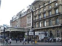 TQ2879 : London Victoria Railway Station SW1 by Robin Sones