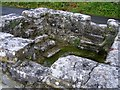 M3312 : Holy well at road junction - St Patrick's Well - Tawnagh West Townland by Mac McCarron