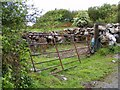 M3712 : Cattle holding pen, Ballyclery Townland by Mac McCarron