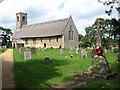 TG3200 : St Ethelbert's church and war memorial by Evelyn Simak