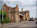 TM0558 : Stowmarket Railway Station by Andy Parrett