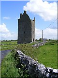 M4310 : Ruined tower house - Drumharsna South Townland by Mac McCarron