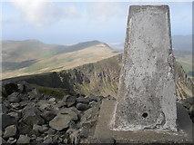 SH7013 : Cader Idris summit view by Peter S