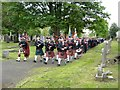 NT2675 : Gretna Rail Disaster Remembrance Service 2009 by kim traynor