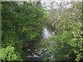 SJ2700 : River Camlad downstream of Hockleton Bridge by John M