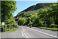 C7235 : Level crossing on the Coast Road by Umbra Cottage by Des Colhoun