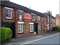 SK0418 : The Prince of Wales, Rugeley by Geoff Pick