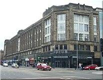 NT2473 : Odeon Cinema, Lothian Road by kim traynor