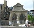 NT2472 : Edinburgh Meat Market Gateway, Fountainbridge by kim traynor