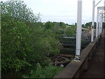 TG2407 : Both Swing bridges by Ashley Dace