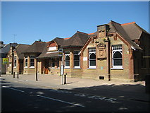 TQ1096 : Watford: The former Cottage Hospital by Nigel Cox