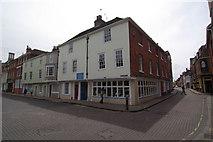 SU4829 : College Street, Winchester by Stephen McKay