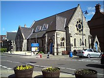 TM3034 : Trinity Methodist Church by Tim Marchant
