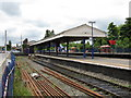 SP7902 : Princes Risborough Station - General View by Peter Whatley
