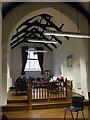 SM9202 : Pwllcrochan church:  chancel by ceridwen