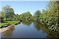 SJ1512 : Afon Vyrnwy from Meifod Bridge by John Firth
