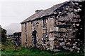 B9332 : Falcarragh - Old house off R256 near Ballyness Bay by Joseph Mischyshyn