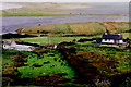 B8932 : Gweedore area - Scenic view of Ballyness Bay by Joseph Mischyshyn