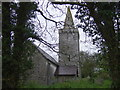 SM9202 : Pwllcrochan church:  view from east by ceridwen
