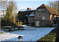 SU6858 : Longbridge Mill Visitor Centre by Given Up