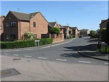 TL1589 : Stilton - Manor Road by Peter Whatley