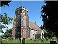 TM4693 : All Saints Church by Evelyn Simak