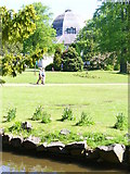 SK0573 : Pavilion Gardens, Buxton by Colin Smith