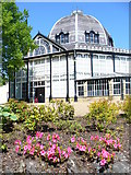 SK0573 : Buxton Pavilion by Colin Smith