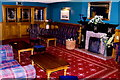 B7611 : Dunglow - Osten na Rosen Hotel lobby off R259 by Joseph Mischyshyn