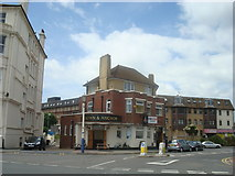 TV6199 : Crown & Anchor Public House, Eastbourne by Stacey Harris