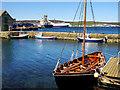 HU4741 : Hays Dock, Lerwick by Stuart Wilding