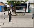 SJ9399 : Market Avenue by Gerald England