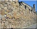 NT2573 : Telfer Wall, the Vennel by kim traynor