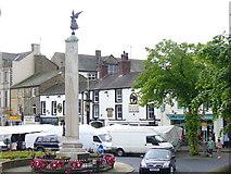 SD9951 : Skipton War Memorial by Colin Smith