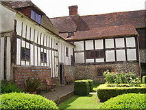 TQ4109 : Anne of Cleves house, Lewes by nick macneill