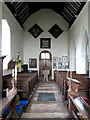 TM3794 : All Saints Church - view west by Evelyn Simak
