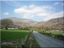 SD3097 : Road to Coniston by DS Pugh
