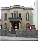 ST5038 : Glastonbury United Reformed Church by Pauline E