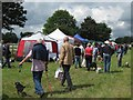 SU8099 : Dogs everywhere at the Hearing Dogs Summer Fayre 2009 by Chris Reynolds