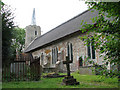 TM3894 : St Michael's church in Stockton by Evelyn Simak