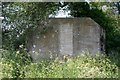 SU6087 : Back of the box by Bill Nicholls