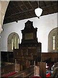 SE3084 : St Lambert's, Burneston by David Rogers